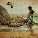 Island Girl by Alf Caruana