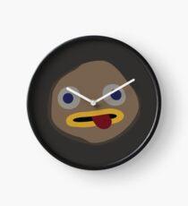 Rock Fact Clock