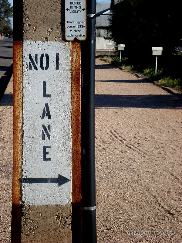 No1 Lane by elizabethrose05