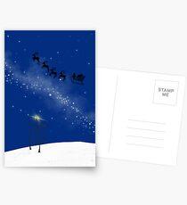 Santa! Postcards