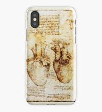 Heart And Its Blood Vessels iPhone Case