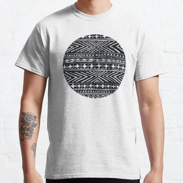 Mudcloth X and Cross Classic T-Shirt