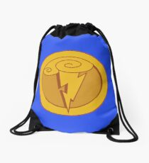 Hercules Symbol of the Gods Drawstring Bag