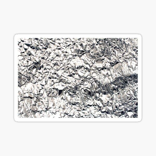 Aluminum-Foil Protection Sticker