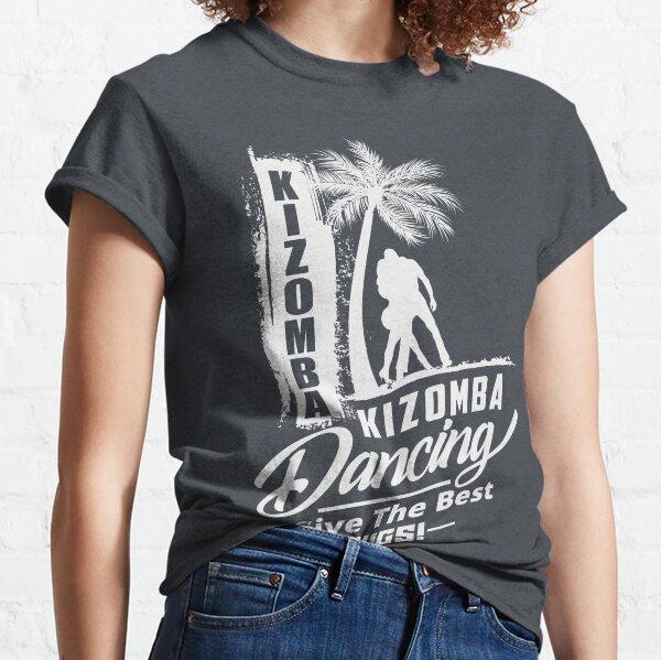 Kizomba Camiseta clásica