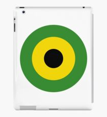 Jamaica Air Force Roundel iPad Case/Skin