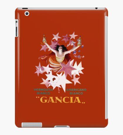 Gancia iPad Case/Skin