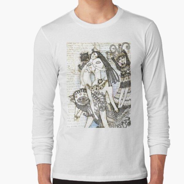 Poesía al abismo Long Sleeve T-Shirt