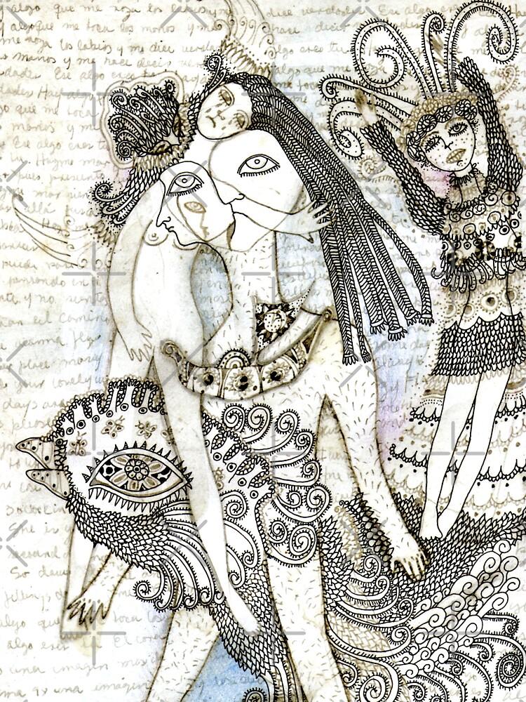 Poesía al abismo by aremaarega
