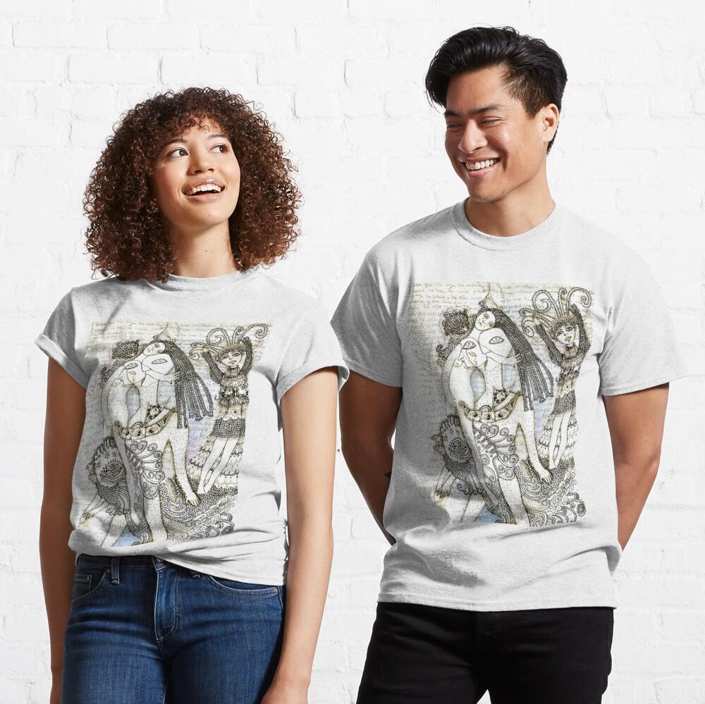Poesía al abismo Classic T-Shirt