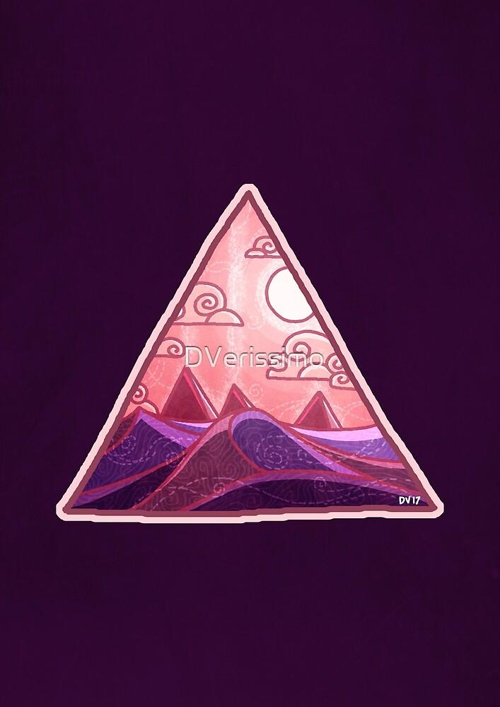 Pyramid Land by DVerissimo