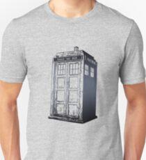 Doctor Who- Tardis T-Shirt