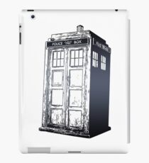 Doctor Who- Tardis iPad Case/Skin