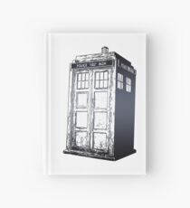 Doctor Who- Tardis Hardcover Journal