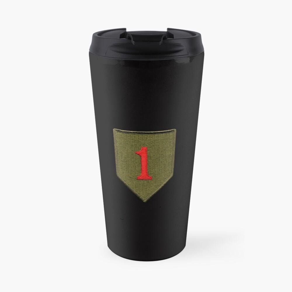 Big Red One - 1st Infantry Division Travel Mug