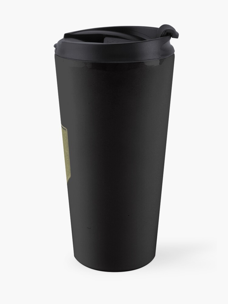 Alternate view of Big Red One - 1st Infantry Division Travel Mug