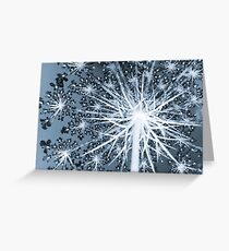 Starburst Greeting Card
