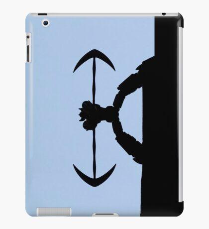 GOLDRAKE  iPad Case/Skin