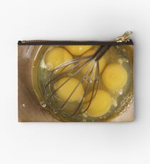 Whisking Eggs Studio Pouch