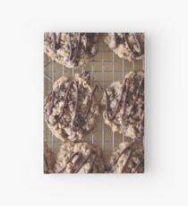 Nussartige Drizzle Cookies Notizbuch