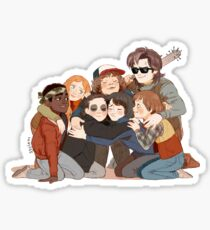big hug Sticker