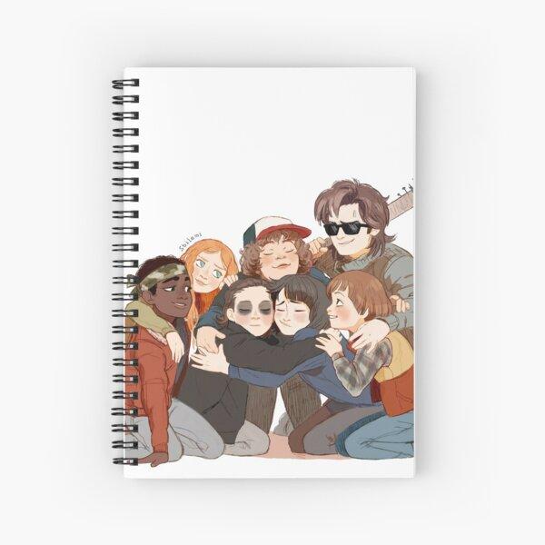 big hug Spiral Notebook