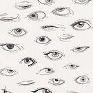 Auge sieht dich von stockholm