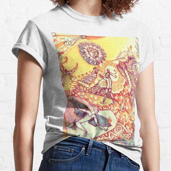 Primavera-Verano Camiseta clásica