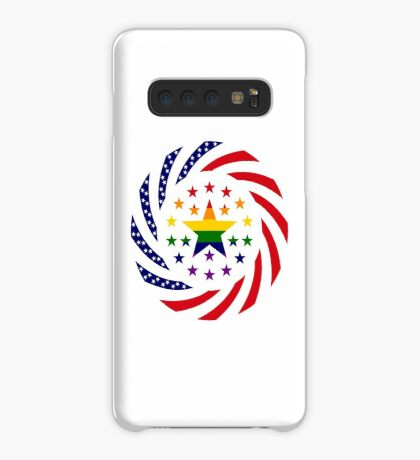 Love is Love American Flag 2.0 Case/Skin for Samsung Galaxy