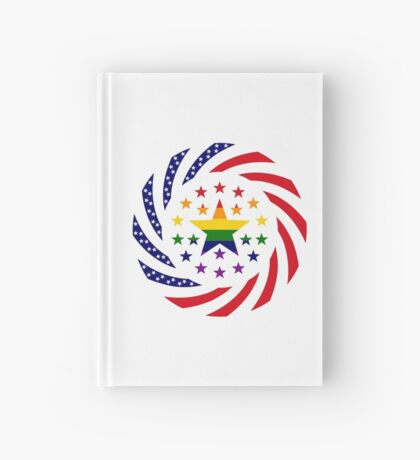 Love is Love American Flag 2.0 Hardcover Journal