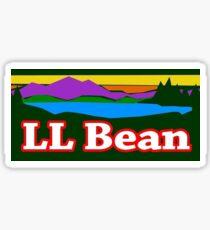 L.L. Bean Sticker