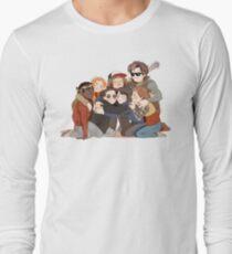 Camiseta de manga larga gran abrazo