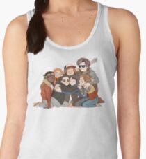 Camiseta de tirantes para mujer gran abrazo