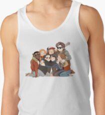Camisetas de tirantes para hombre gran abrazo