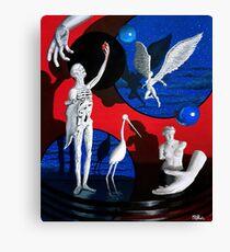 """MINDSCAPE"" series #2 Canvas Print"