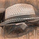 Hat in a Window by kenmo
