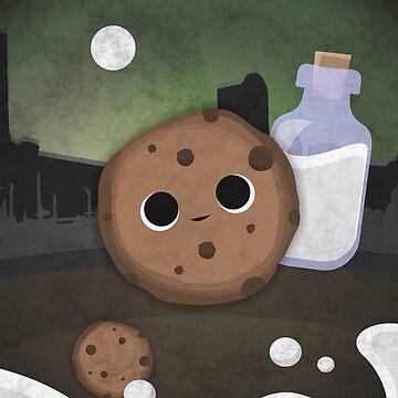 Midnight cookie by TICS