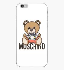 Moschino bear iPhone Case