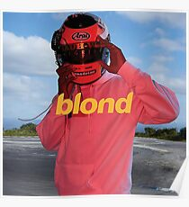 blond Poster