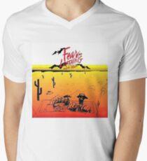 Fear and Loathing in Las Vegas- Desert Men's V-Neck T-Shirt