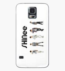 SHINee KPOP band Case/Skin for Samsung Galaxy