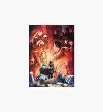 Fullmetal Alchemist Art Board