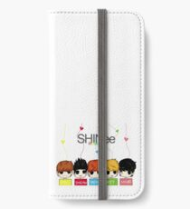 SHINee iPhone Wallet/Case/Skin