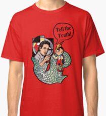 Dr. Peterson - Sagen Sie die Wahrheit Classic T-Shirt