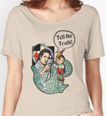 Dr. Peterson - TELL THE TRUTH Women's Relaxed Fit T-Shirt