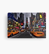 New York New York Metal Print