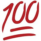100 by bunverly