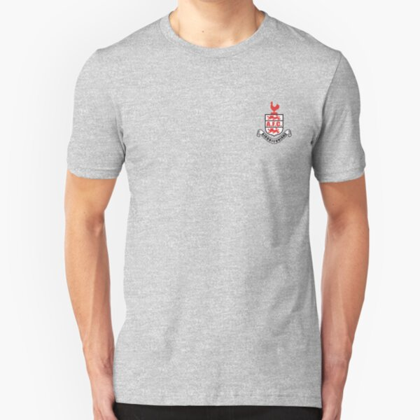 Airdrieonians badge 1 Slim Fit T-Shirt
