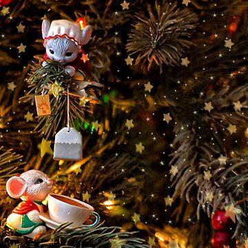 Christmas Tea by kdxweaver