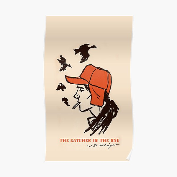The Catcher In The Rye Poster
